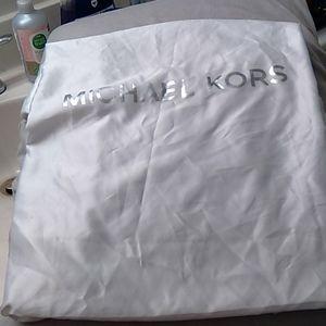 Michael Kors duster bag